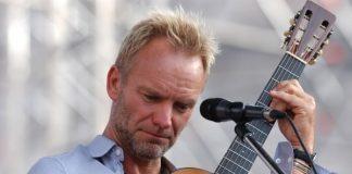 Sting em 2003