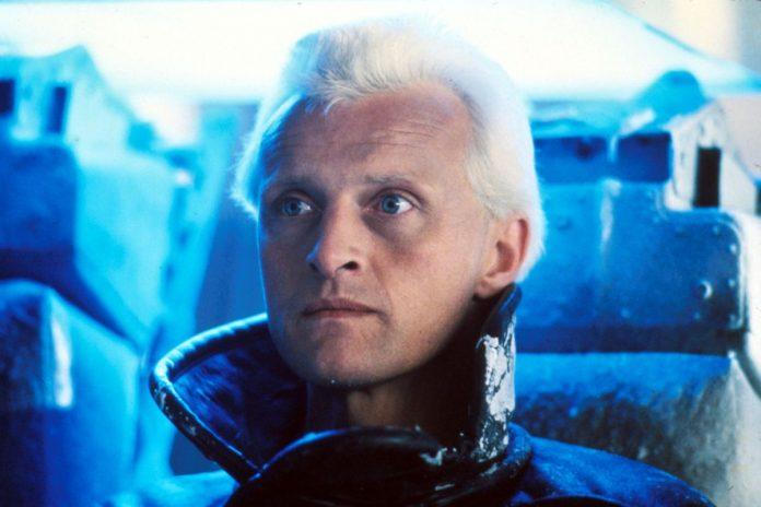 Roy Batty, vilão de Blade Runner