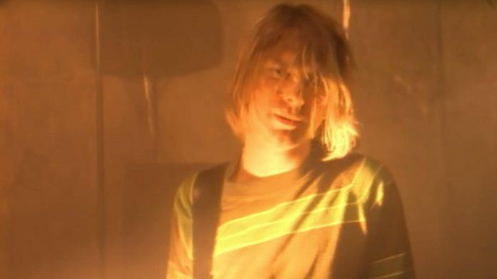 Kurt Cobain em