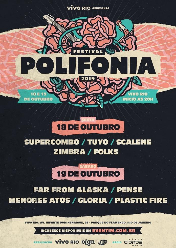 Festival Polifonia no RJ