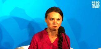 Greta Thunberg Death Metal