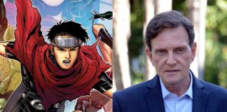 HQ Vingadores Marvel e Marcelo Crivella