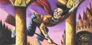 Harry Potter livro