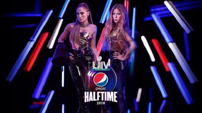 Jennifer Lopez e Shakira Super Bowl