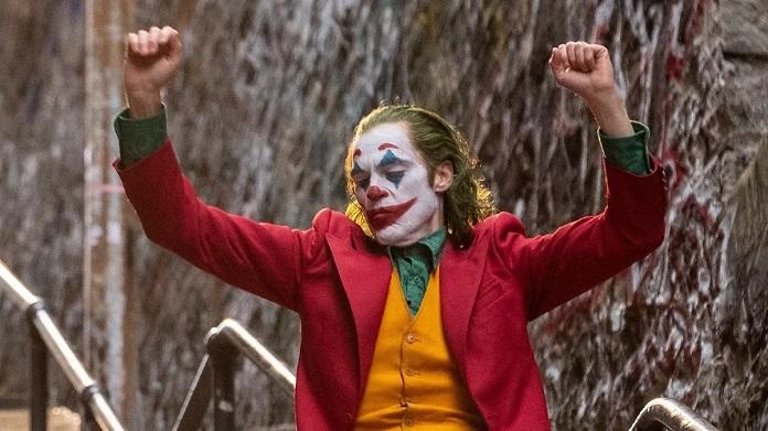 Joker Coringa Joaquin Phoenix