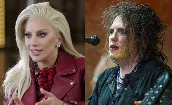 Lady Gaga e The Cure