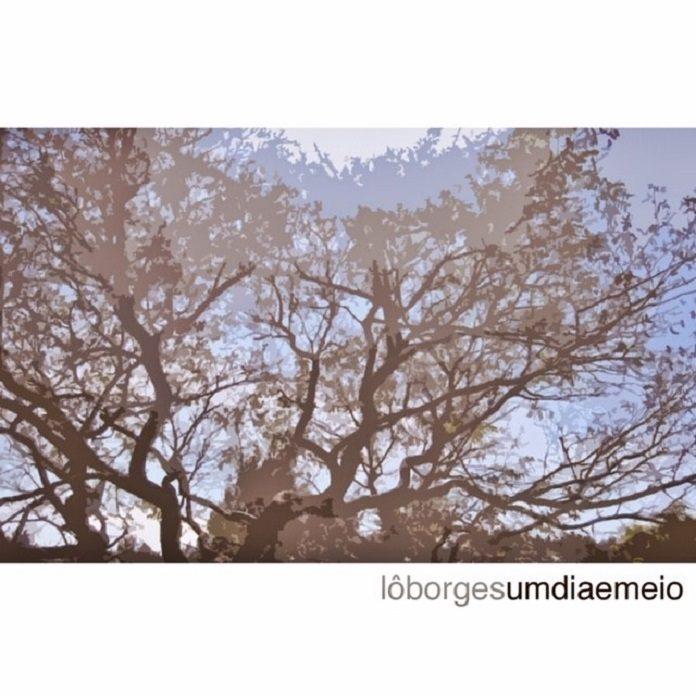 Lo Borges_Capa Um Dia e Meio