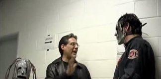 Max e Jay Weinberg com o Slipknot