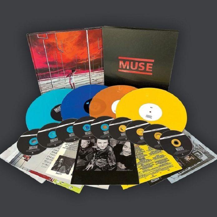 Muse Showbiz Box