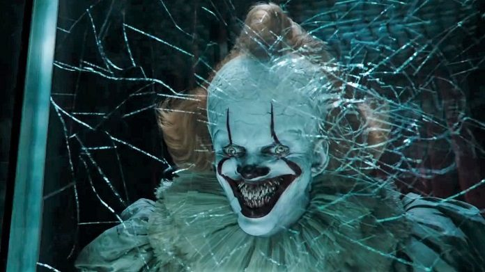 Pennywise IT A Coisa Capítulo 2