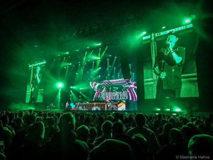 Scorpions no Rockfest