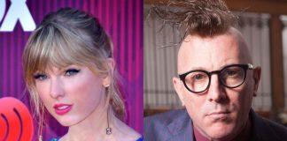 Taylor Swift e Maynard James Keenan (TOOL)