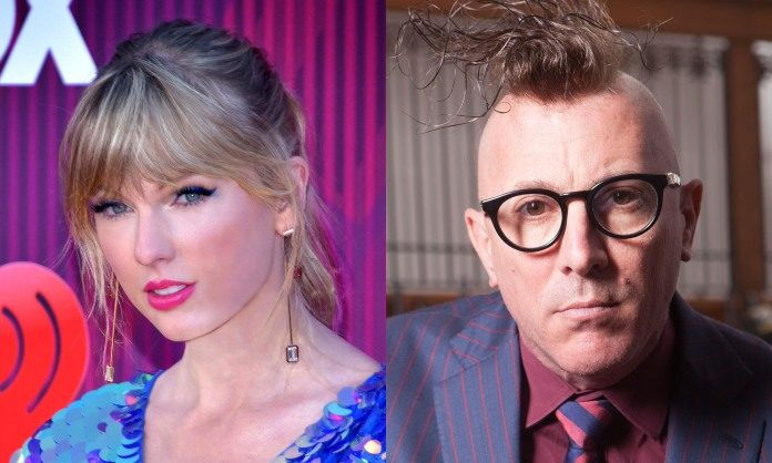 Taylor Swift e Maynard James Keenan (TOOL)