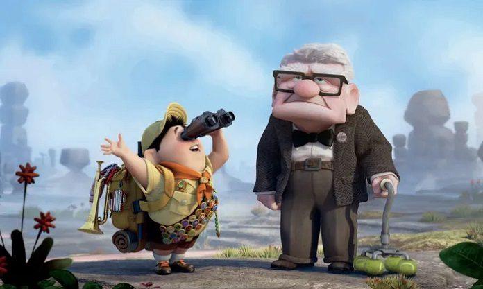 UP Altas Aventuras Pixar