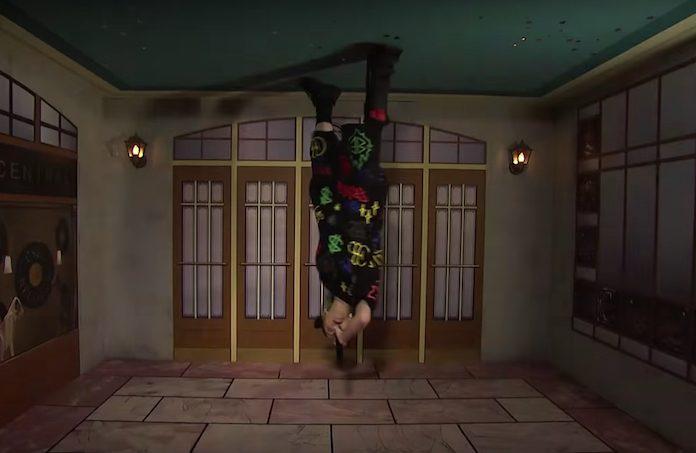 Billie Eilish no Saturday Night Live