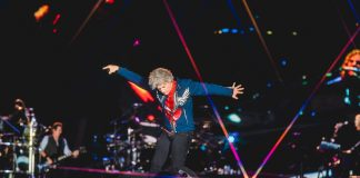 Bon Jovi no Rock In Rio 2019