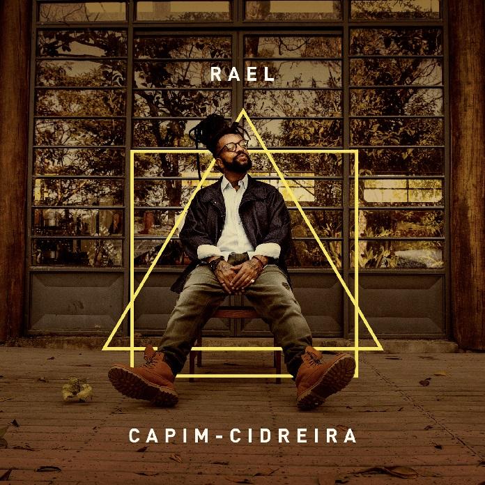 """Capa de """"Capim-Cidreira"""" (Rael)"""