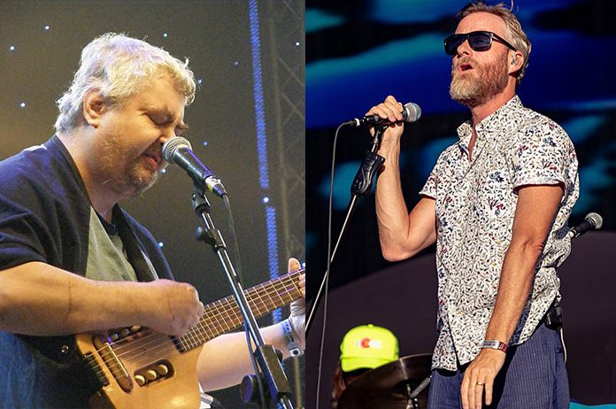 Daniel Johnston e The National