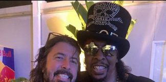 Dave Grohl e Bootsy Collins