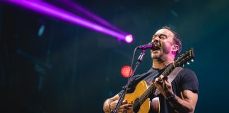 Dave Matthews Band no Rock In Rio 2019