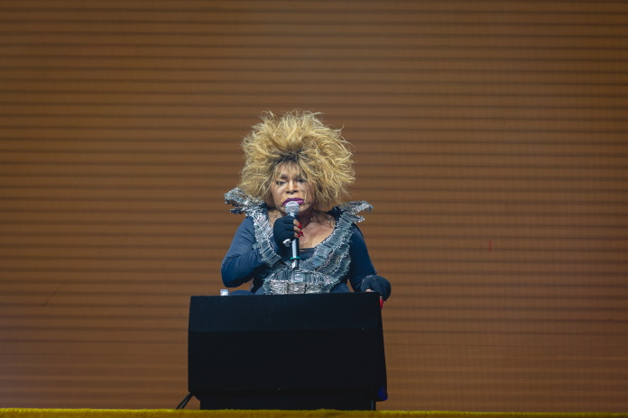 Elza Soares no Rock In Rio