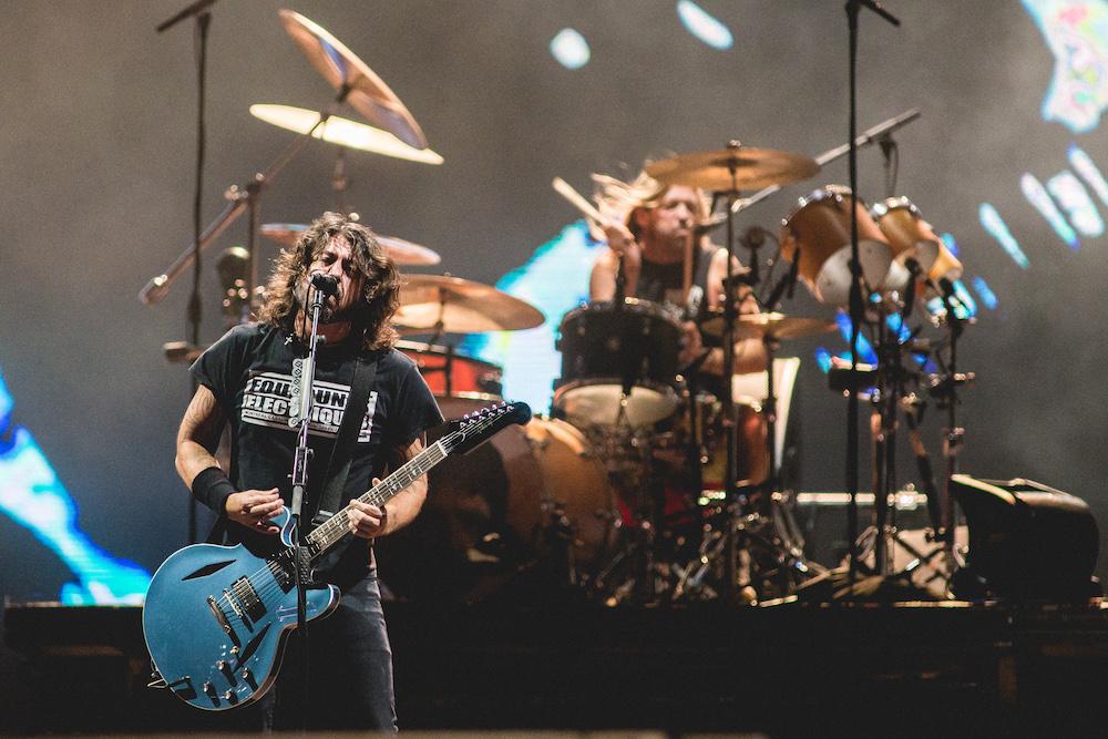 Foo Fighters no Rock in Rio 2019
