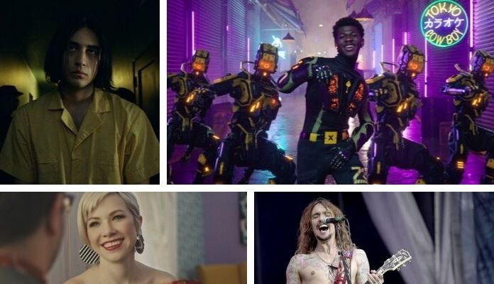 Lil Nas X, The Faim, Carly Rae Jepsen, The Darkness