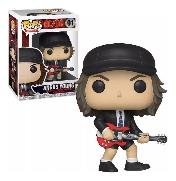 Angus Young - Boneco Funko Pop!