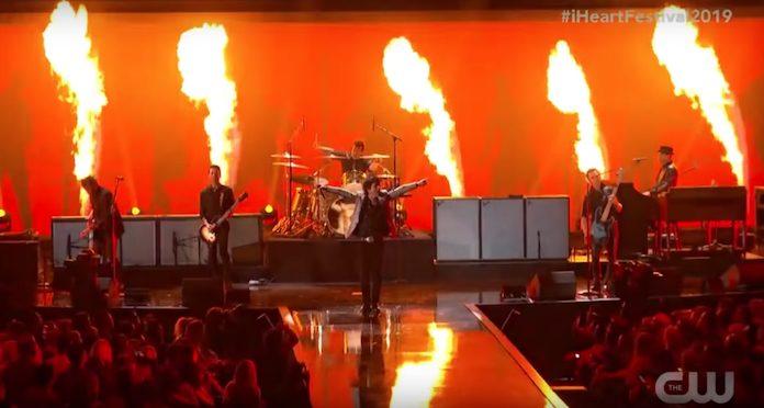 Green Day no iHeartRadio 2019
