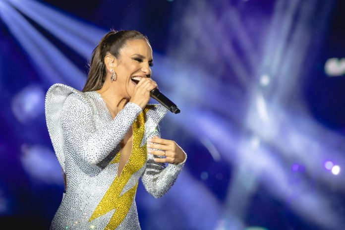 Ivete Sangalo no Rock In Rio 2019