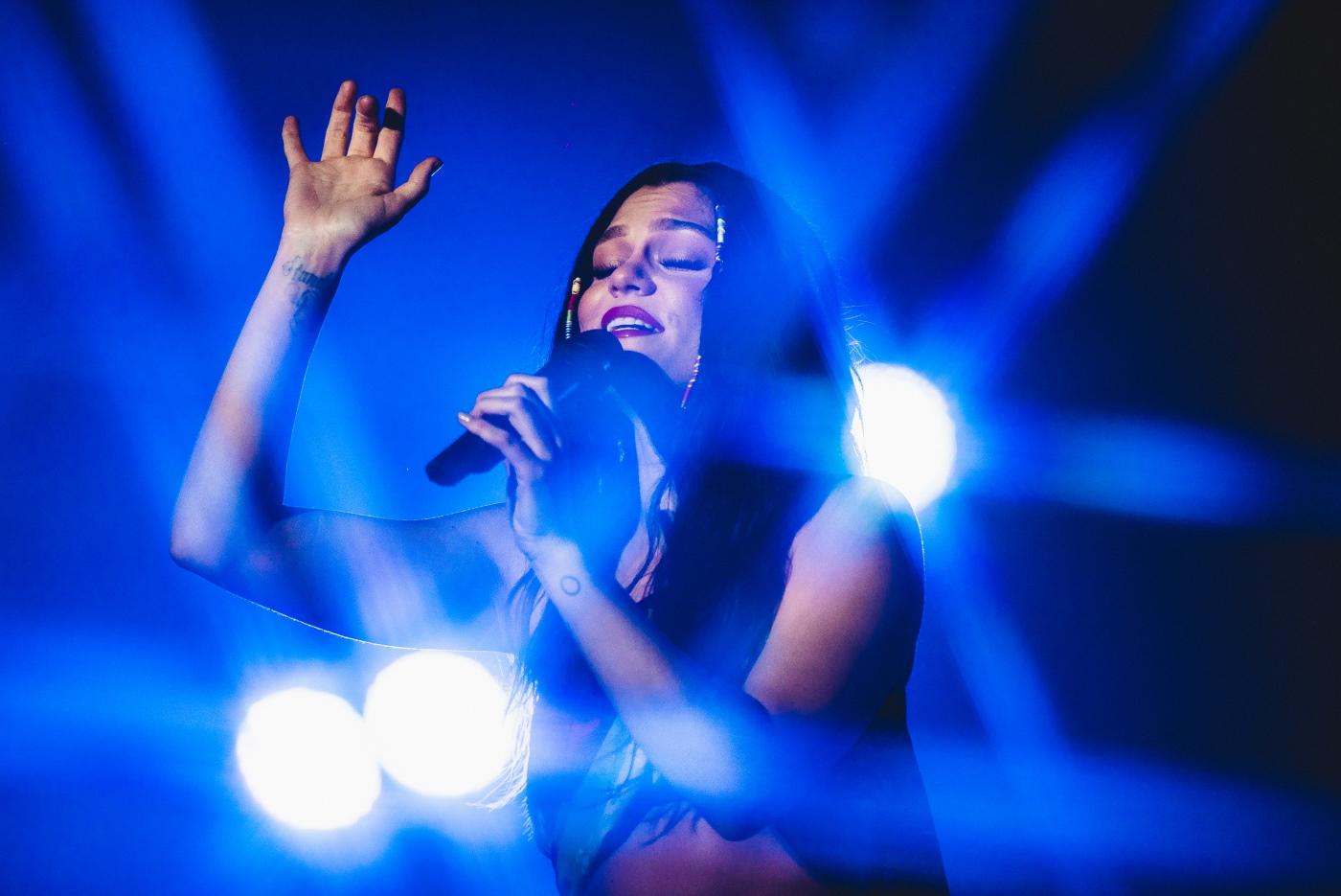 Jessie J no Rock In Rio 2019