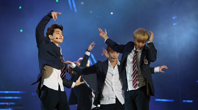 Banda de K-Pop