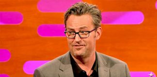 Matthew Perry (Graham Norton Show)
