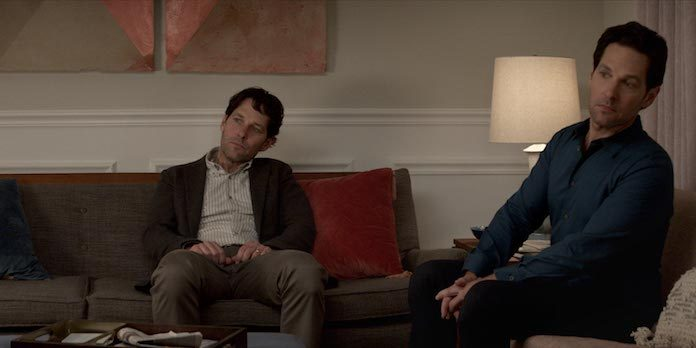Paul Rudd(s) em Cara X Cara da Netflix