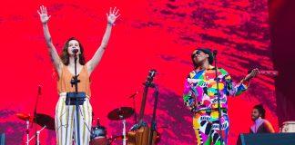 Plutão Já Foi Planeta e Mahmundi no Rock In Rio