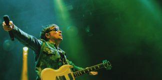 Rivers Cuomo (Weezer) em São Paulo, 2019