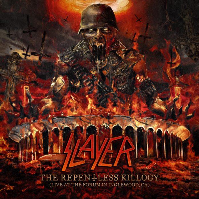 """Slayer - """"The Relentless Killogy"""" (álbum)"""