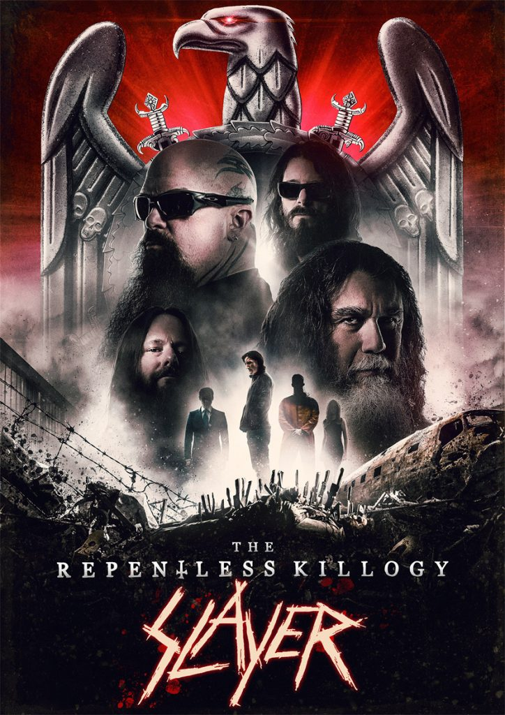 "Slayer - ""The Relentless Killogy"" (blu-ray)"