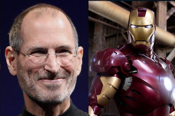 Steve Jobs vs. Homem de Ferro 2