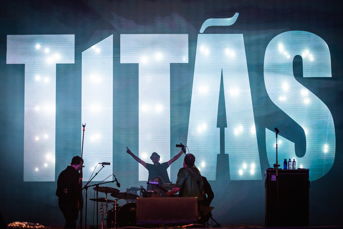 Titãs no Rock in Rio 2019