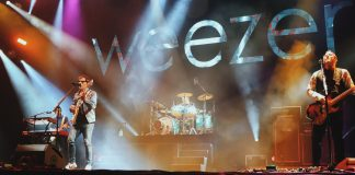 Weezer em São Paulo, 2019