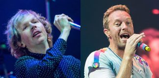 Beck e Chris Martin (Coldplay)