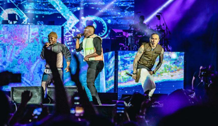 Black Eyed Peas no Rock in Rio 2019-10