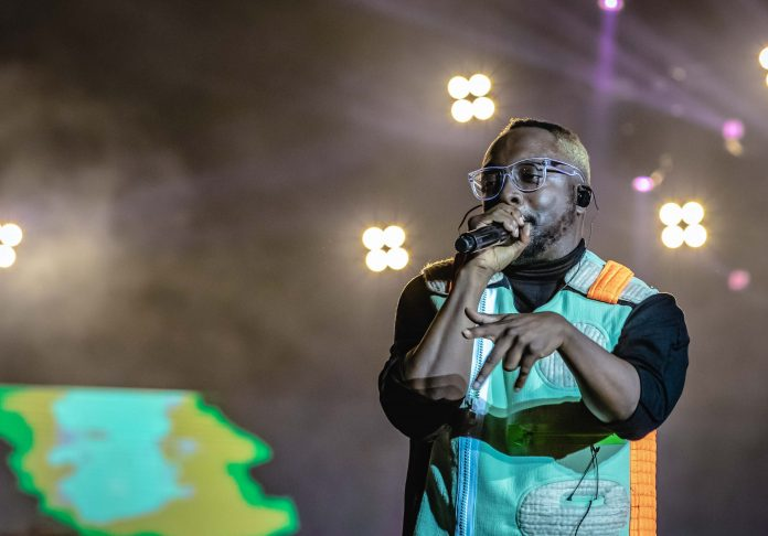 Will.I.Am do Black Eyed Peas no Rock in Rio 2019-12