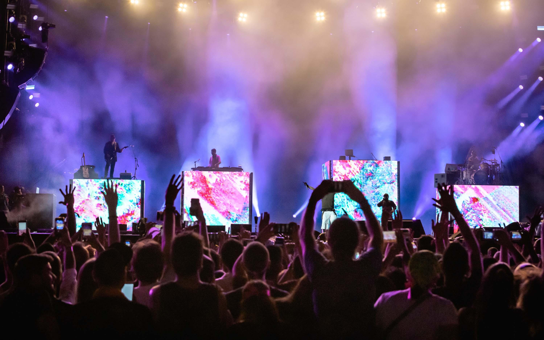 Black Eyed Peas no Rock in Rio 2019