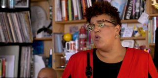 Brittany Howard NPR Tiny Desk