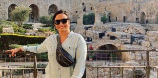 Demi Lovato em Israel