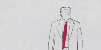 Donald Trump a-ha Take on Me