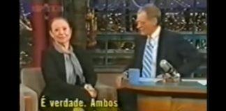 Fernanda Montenegro David Letterman