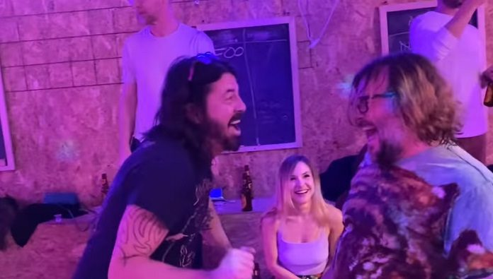 Foo Fighters e Tenacious D Colombia